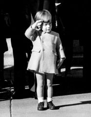 John F. Kennedy Jr. Funeral. Single.